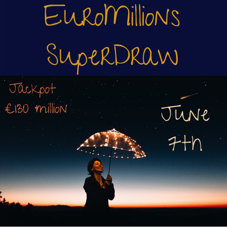 Play EuroMillions Superdraw
